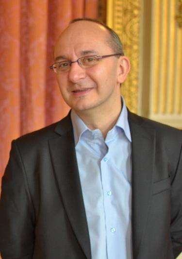 Patrick Pozzoli-Monteney était présent au débat «Le droit à l'information en Europe: quelles actions concrètes?» (crédit: D.R)